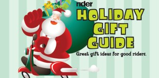 Rider Holiday Gift Guide