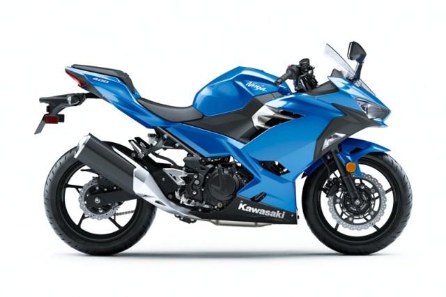 The 2018 Kawasaki Ninja 400