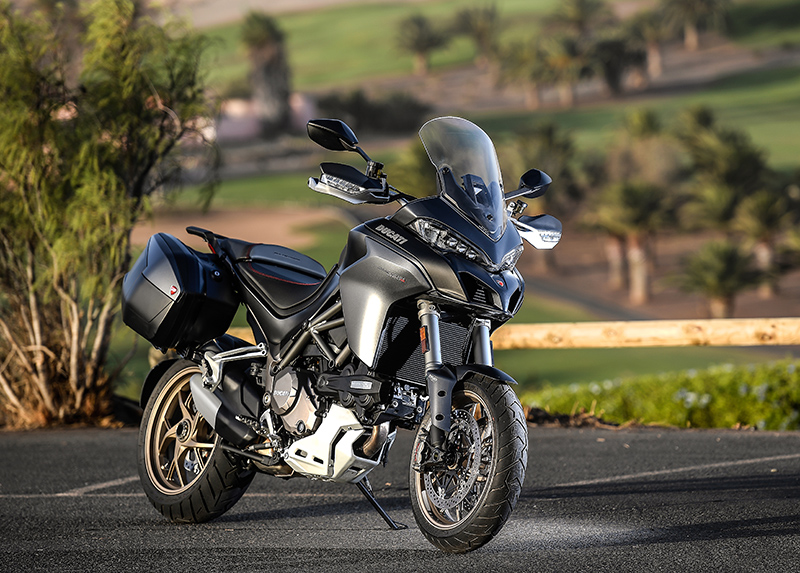 2018 Ducati Multistrada 1260 S Touring First Ride Review