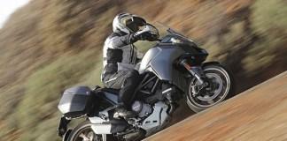 2018 Ducati Multistrada 1260S Touring