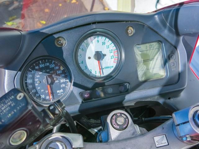 1999 Honda VFR800 Interceptor