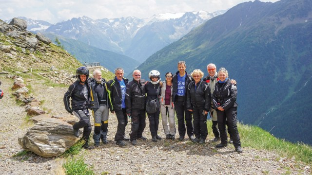 Edelweiss Alps Mystery Tour