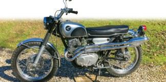 Honda CL77 Scrambler 305