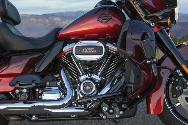 2018 Harley-Davidson CVO Limited