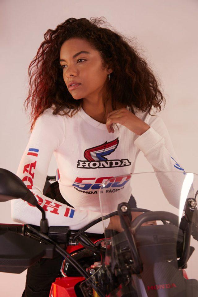 Honda Forever 21