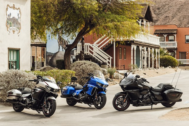 2018 Yamaha Star Eluder colors