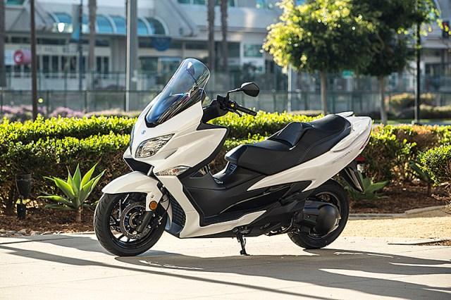 2018 Suzuki Burgman 400