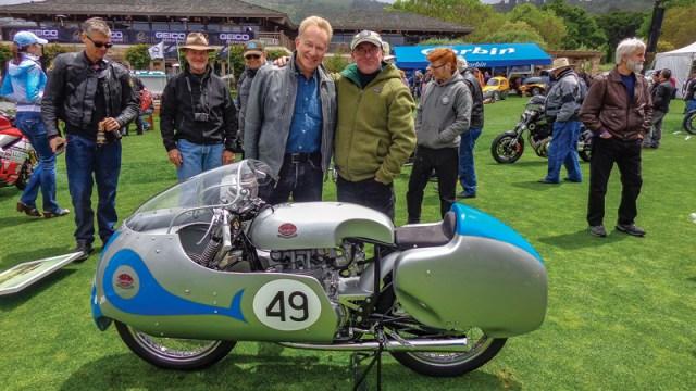 2017 Quail Motorcycle Gathering