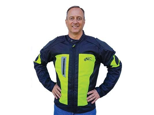 Slatin MotoGear SMG-1 Four-Season Jacket.