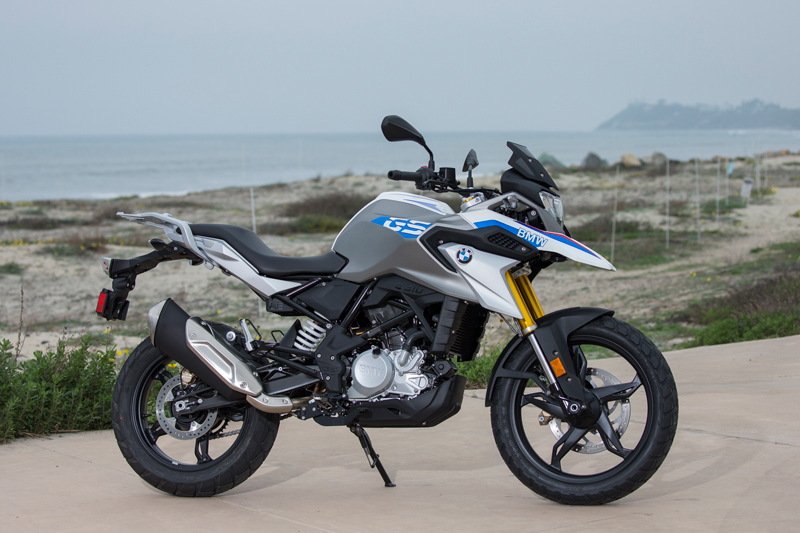 2018 bmw g 310 gs first ride review. Black Bedroom Furniture Sets. Home Design Ideas