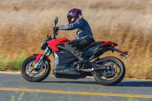 2017 Zero SR   Long-Term Ride Report