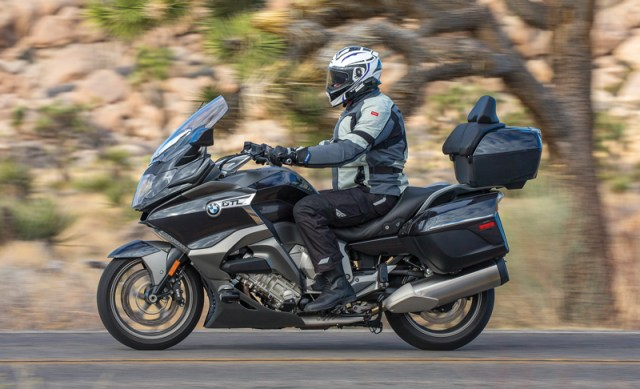 BMW K 1600 GTL vs Honda Gold Wing