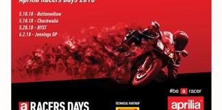 Aprilia Racer Days 2018