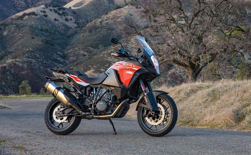 2018 Ktm 1290 Super Adventure S Road Test Review Rider