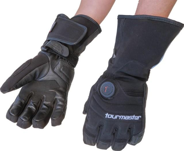 Tourmaster Synergy 7.4V Battery Heated Gloves