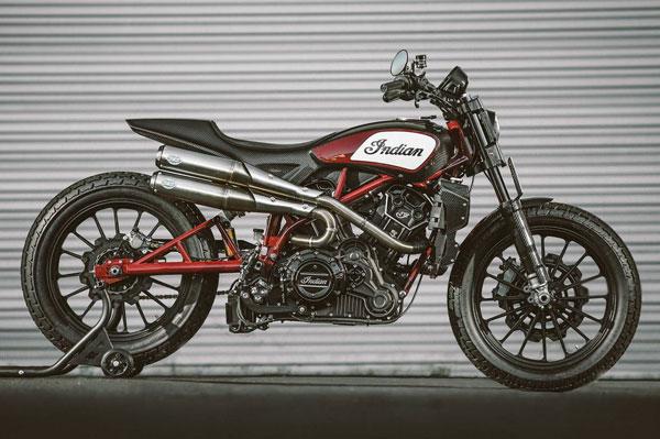 FTR1200 Custom
