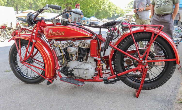 Antique Motorcycle Club of America Festival | Rider Magazine
