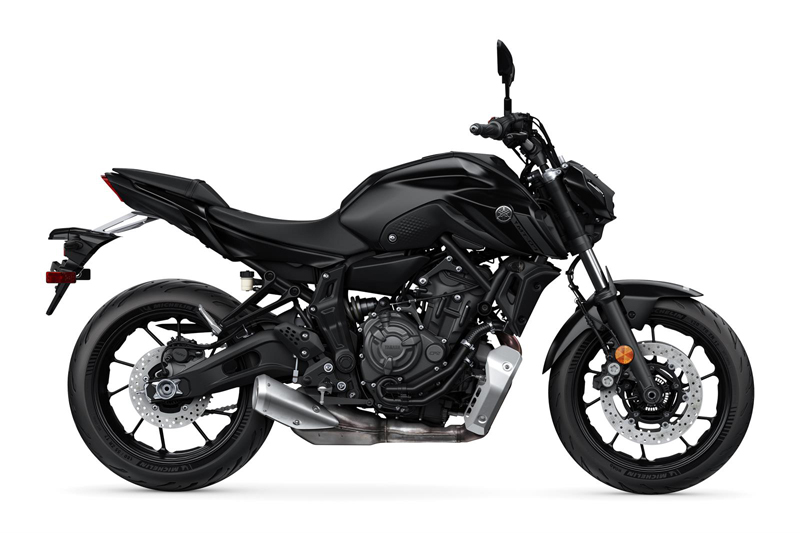 2021 Yamaha MT-07 | First Look Review | Rider Magazine