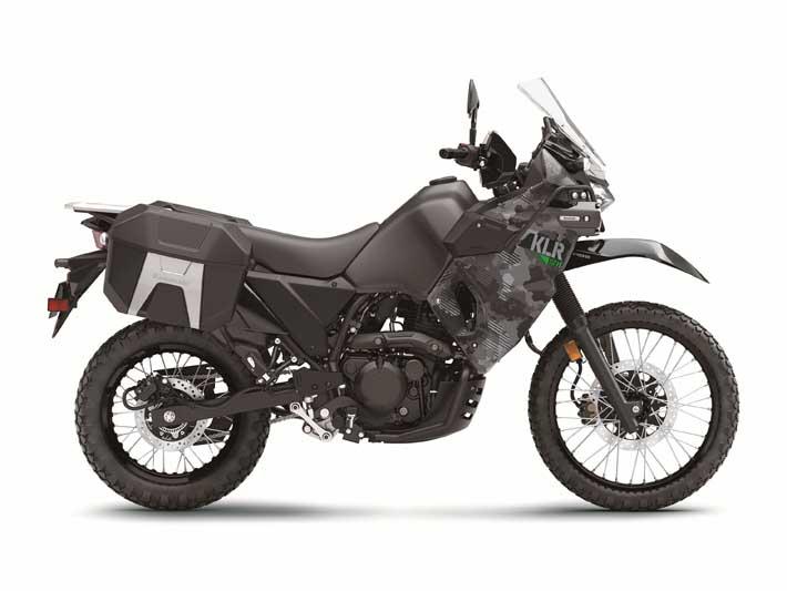 2022 Kawasaki KLR650 Adventure