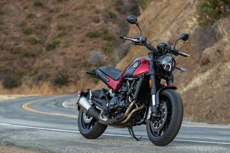 2021 Benelli Leoncino Horsepower