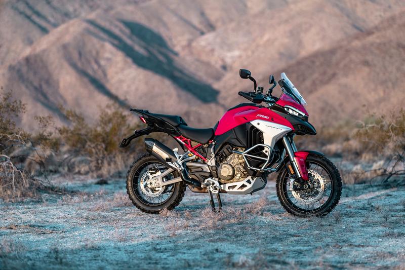 2021 Ducati Multistrada V4 S MSRP