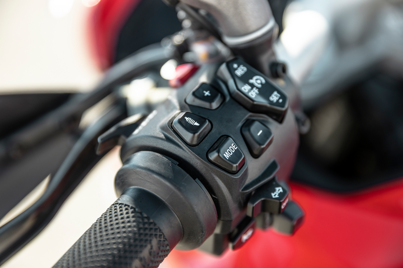 2021 Ducati Multistrada V4 S Specs