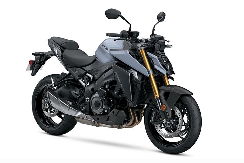 2022 Suzuki GSX-S1000 review