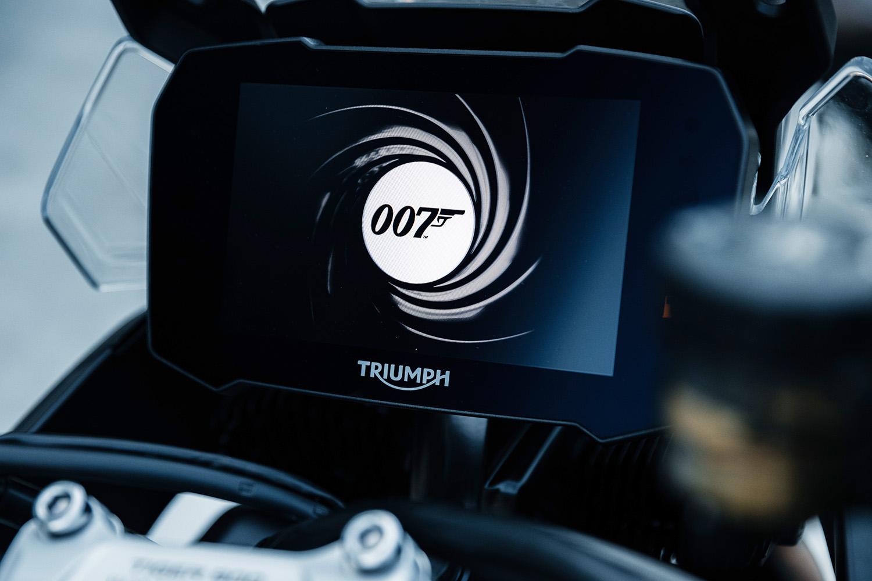 Triumph Release New Tiger 900 Bond Edition