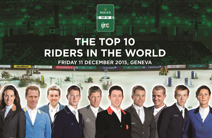 Rolex IJRC Top Ten Final