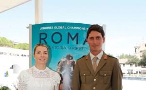Longines Global Champions Tour Rome - Media District