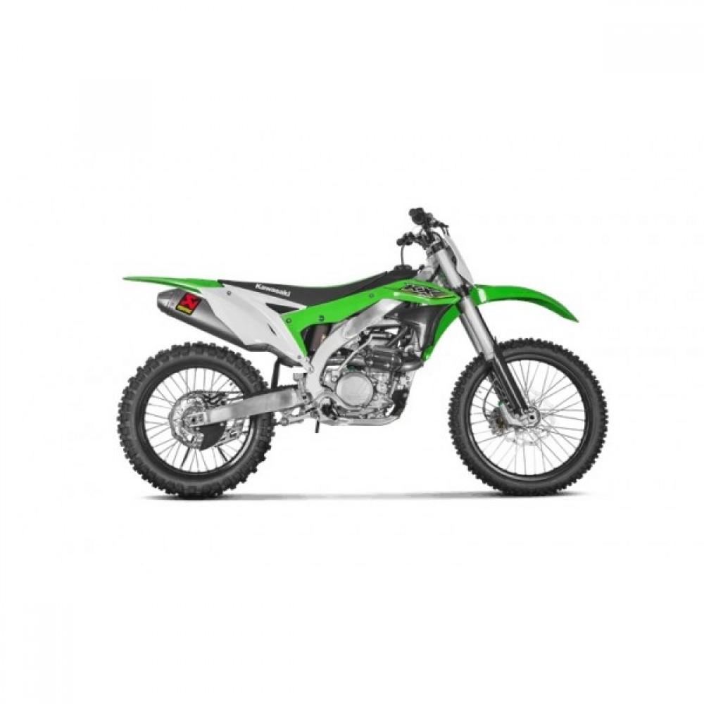 Akrapovic Evolution Line (Titanium) Kawasaki KX 450F MPN