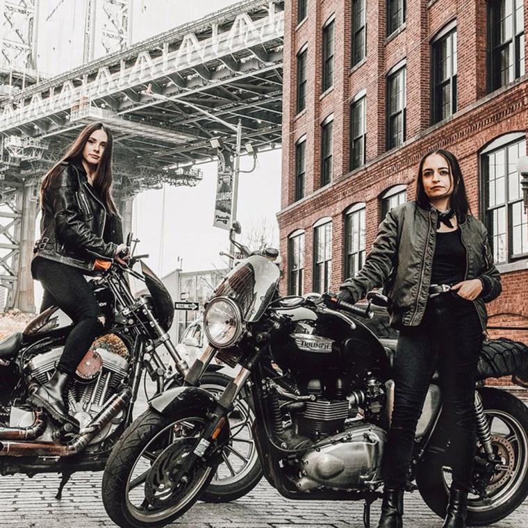 Riderstyle mit Black Arrow Moto