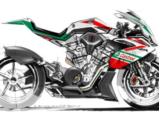 Honda RVF1000R Foto CBR World