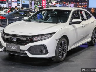 Honda_Civic_Hatchback turbo 2017
