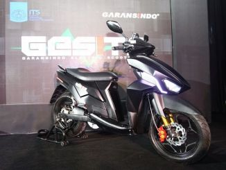 Gesit Electric Scooter Indonesia
