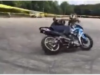 Motorcycle Drift
