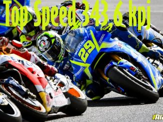 Top Speed Andrea Iannone -Australia GP