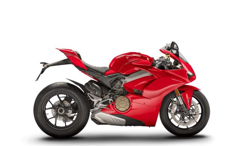 All New Ducati Panigale V4 MY 2018