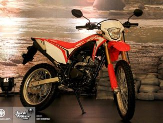All New Honda CRF150L