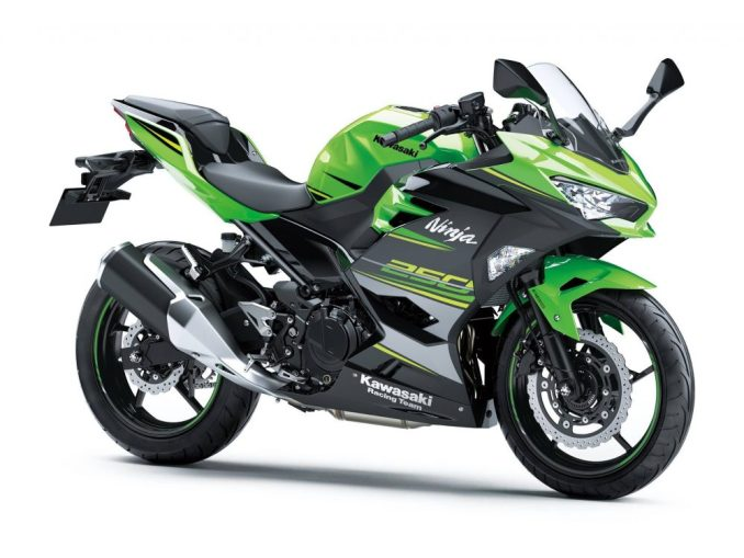 All New Kawasaki Ninja 250 KRT