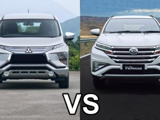 all new daihatsu terios 2018 vs mitsubishi xpander