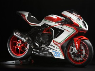 2018 MV Agusta F3 RC Limited Edition