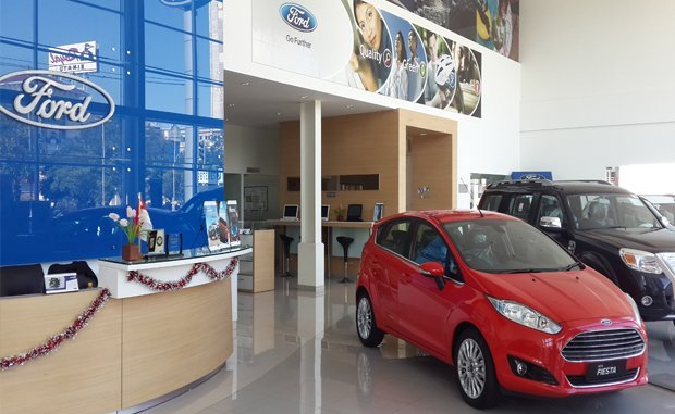RMA-Ford Indonesia