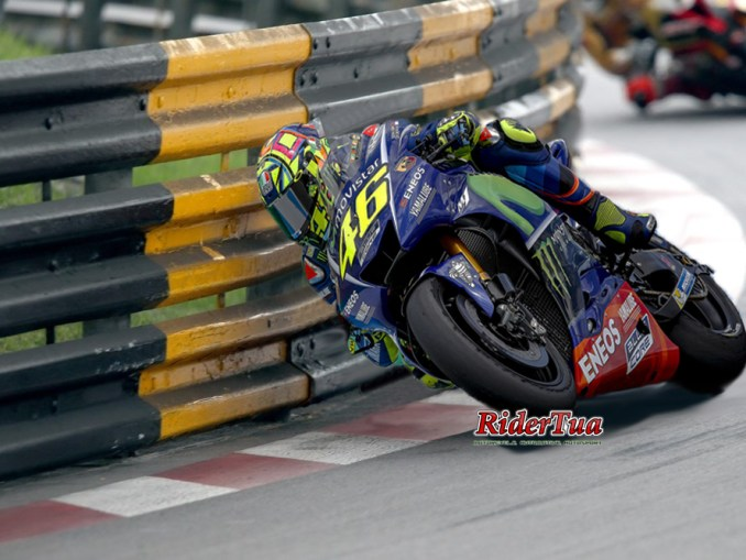 Valentino Rossi Road Race