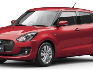 New-Suzuki-Swift-launched-in-thailand