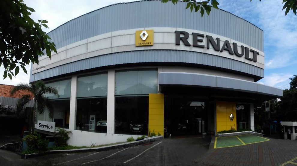 Renault-showroom-Surabaya