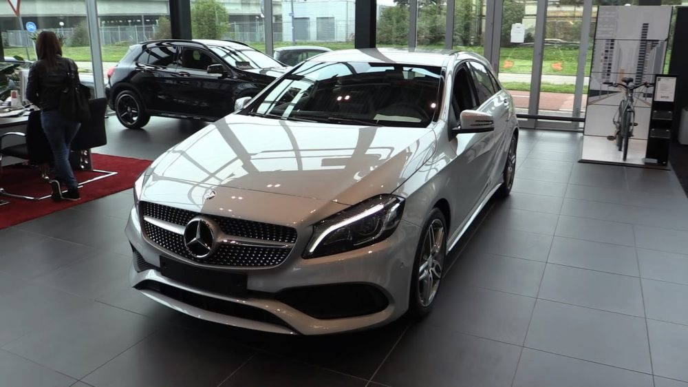 mercedes benz a-class Ada Model Baru dari Mercedes-Benz