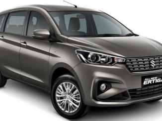 All new suzuki ertiga facelift 2018