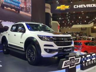 Chevrolet colorado centennial edition iims 2018