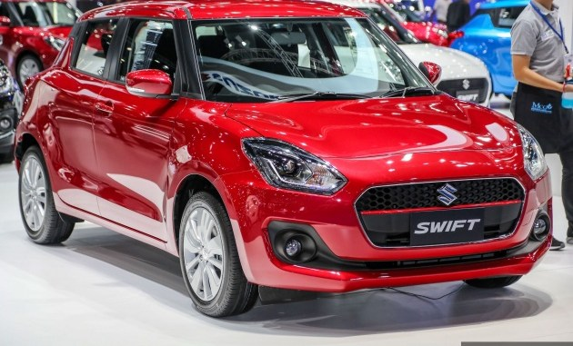 Suzuki Swift 1.2L thailand
